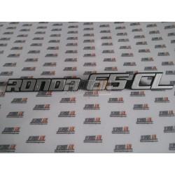 Seat Ronda. Anagrama Ronda 65 CL