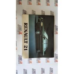 Renault 21. Manual de utilización