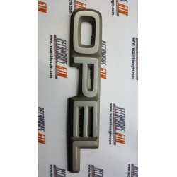 Opel. Anagrama Opel