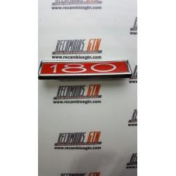 Simca 180. Anagrama 180