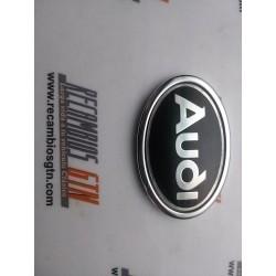 Audi 90. Anagrama Audi para aleta delantera
