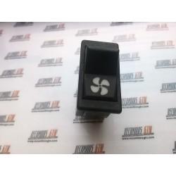 Seat Panda, Seat Marbella, Seat Trans. Interruptor negro logo blanco ventilador