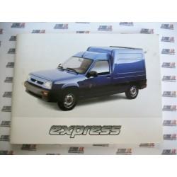 Renault Express. Manual de utilización