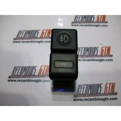 Peugeot 309. Interuptor luces antinieblas  traseras