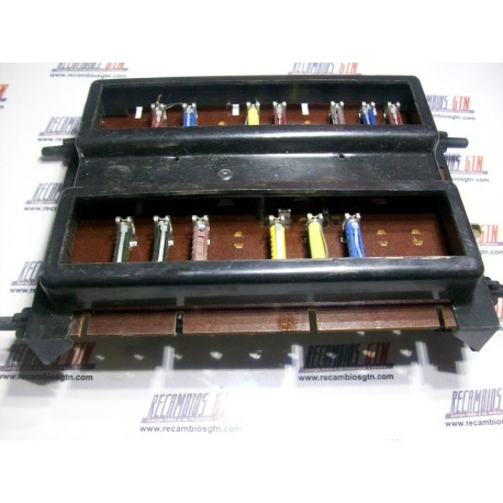 Renault 14. Caja fusibles