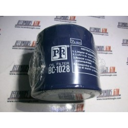 Seat 124. Filtro Aceite
