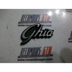 Ford. Anagrama Ghia