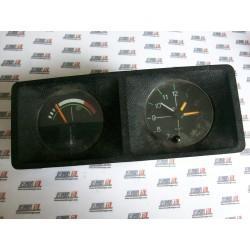 Reloj temperatura y reloj analógico