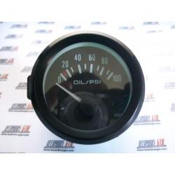 Reloj presión aceite 52mm