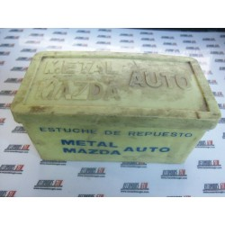 Caja Bombillas Metal Mazda Auto