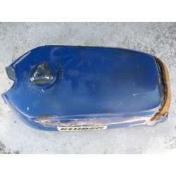Honda CB125X. Depósito gasolina