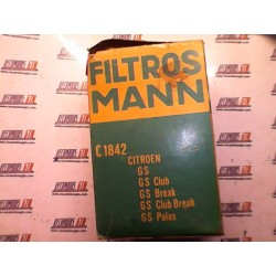 Citroen GS. Filtro Aire
