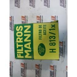 Filtro Mann H813/X1