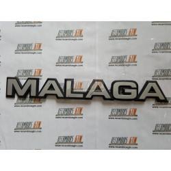 Seat Malaga. Anagrama Malaga