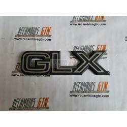 Seat Malaga. Anagrama GLX