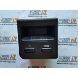 Ford Sierra. Reloj Digital salpicadero.