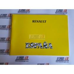 Renault. Red de servicios Renault España