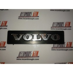 Volvo. Anagrama metalico 120x25mm